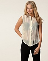 Blouses & shirts , Sequin Stud Detail Blouse , Club L - NELLY.COM