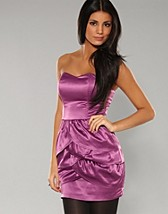 Purple Tiered Dress SEK 379, Paprika - NELLY.COM