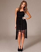 Black Bandeau Dress