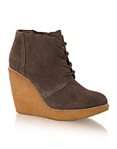 Crep Ankle Boot SEK 999, Mango - NELLY.COM
