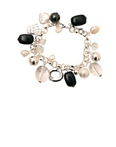 Stone Bracelet SEK 299, Pearls for girls - NELLY.COM