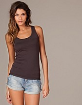 Tops , Officiel Tank Top New , Vila Basic - NELLY.COM