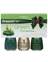 Dreamin' Of A Green Christmas SEK 198, China Glaze - NELLY.COM