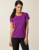 T-shirts , Zig Fuel Motion Top , Reebok - NELLY.COM