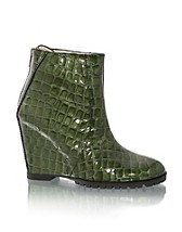 Wedge Zipper Croco SEK 2495, Minimarket - NELLY.COM