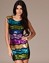 Multi Sequin Dress SEK 399, John Zack - NELLY.COM