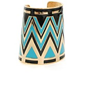 Enameled Tribal Cuff SEK 1895, House of Harlow - NELLY.COM