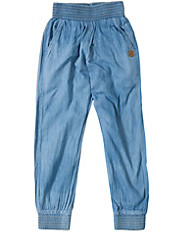 Rosel Chambray Pants