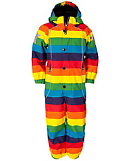 Polly Rainbow Coverall