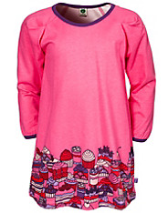 Dress LS Sweat Cakes