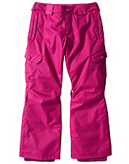 Girls Cargo Elite Pant