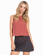 onlMADISON SL CROPPED TOP WVN (2183901265)
