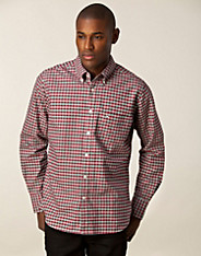 Bobby Regular Pattern Oxford