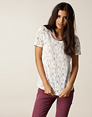 Ebba Lace T-shirt