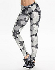 Fitness Ankle Tights pure lime