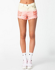 Dipdyed Jeans Shorts