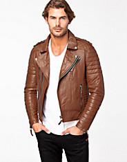 Kay Michael Quilted Biker