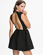 Upper Mini Dress