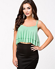 Double Frilled Top