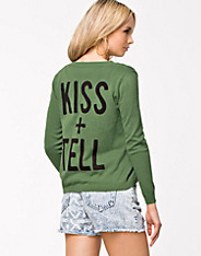 Kiss And Tell Cardigan