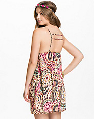Zig Zag Cup Cami Dress