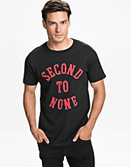 Second To None Crew Tee