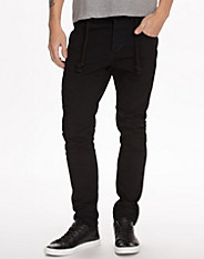 Denim Pants Echo Clean Black