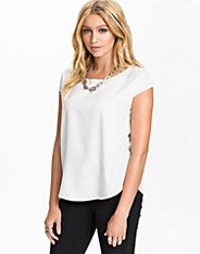 Slits And Bow Back Top