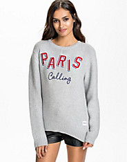Paris Calling Knitted