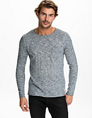 Attend Knit Crew Neck