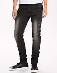 Jean Jeans Black Denim