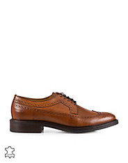 Albert Brogue Leather