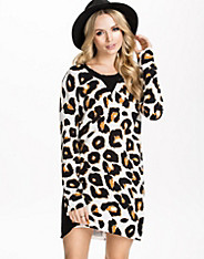 Jagger Leopard Dress