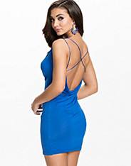 Slip Strap Short Dress