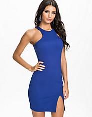 Thigh Split Bodycon