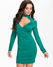 Wrap Bodice Bodycon