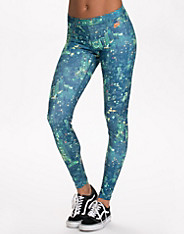 Ru City Print Leggings