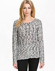 Cable Texture Sweater