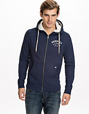 Row Sweat Zip Hood