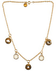 Cosmic Coins Necklace