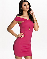 Off Shoulder Bodycon nly one