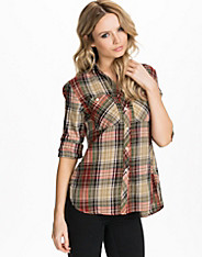 Flannel Utility Shirt