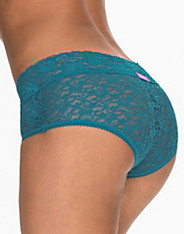 Seasonal Solids Lace Hotpant
