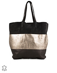 Night Goldtile Tote