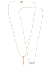 Day Tusk Necklace