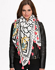 Day Florid Scarf