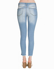 Destroyed Skinny Jeans nly design