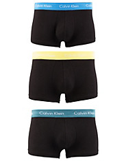 3-Pack Lo Rise Trunk