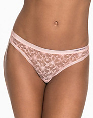 Ladies Knitted Thong