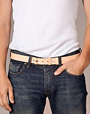 Wayne Leather Belt